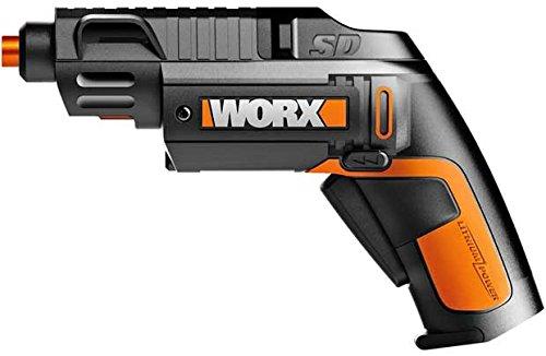 worx wx254 cordless screwdriver 4v. Black Bedroom Furniture Sets. Home Design Ideas