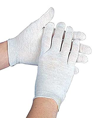 Cotton Gloves, Set of 3
