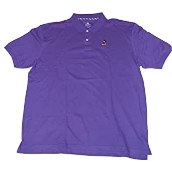 Mickey Mouse Polo Shirt for Men - Purple - XX-Large