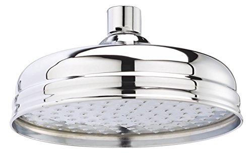 hudson-reed-soffione-doccia-fisso-circolare-tradizionale-in-ottone-cromato-193mm-modello-retro