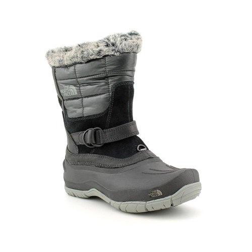 North Face Shellista Pull-On Womens Size 10 Black ZT1 Synthetic Snow Boots