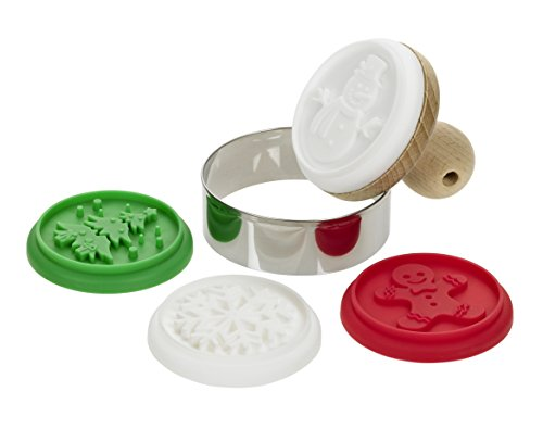 Lurch 10522 Keksstempel Set Weihnachten 6-teilig