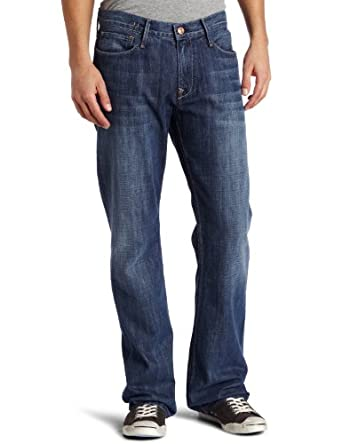 Earnest Sewn Men's Hutch Logans Jeans, Logans, 40