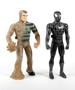 Spider-Man 3 Walkie Talkies: Black Spider-Man & Sandman