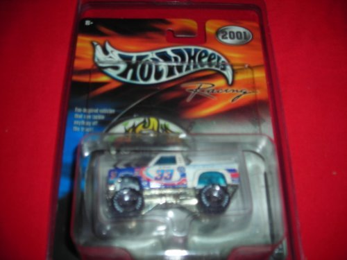 2001 HOT WHEELS RACING TAIL GUNNER OAKWOOD HOMES - 1