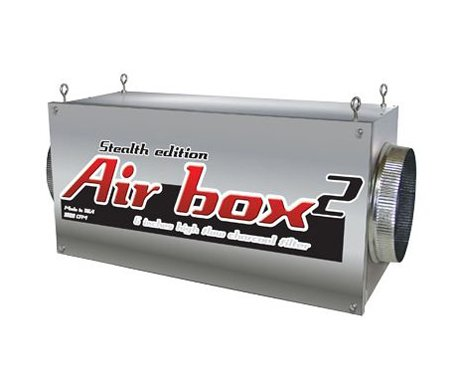Cheap Air Box Air Box Stealth Edition 2, 1000 CFM (B002PNRUAS)