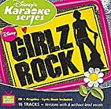 Disney's Karaoke Series - Girlz Rock (Karaoke CDG)