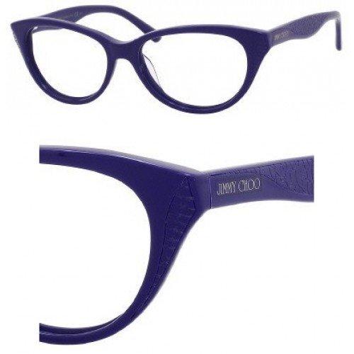 Jimmy ChooJIMMY CHOO Eyeglasses 60 06Z6 Violet 50mm