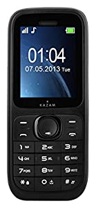 KAZAM Life B2 UK SIM-Free Mobilephone - Black