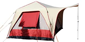 Buy Pine Deluxe 6 Turbo Tent by Black Pine