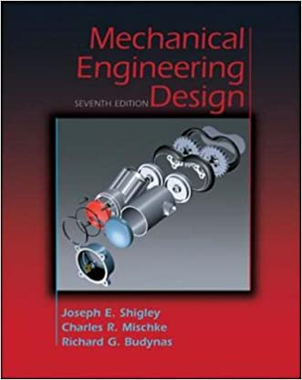 Mechanical Engineering Design (International Edition)