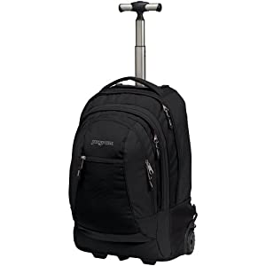 Jansport Jtn89008 Driver 8 Wheeled Backpack