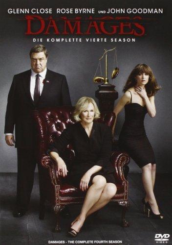 Damages - Im Netz der Macht, Die komplette vierte Season [3 DVDs]