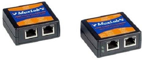MuxLab, Inc. 500401 HDMI over Cat5e/6 Econo Plus Extender Kit