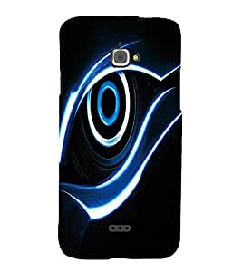 perfect print Back cover for Infocus M350