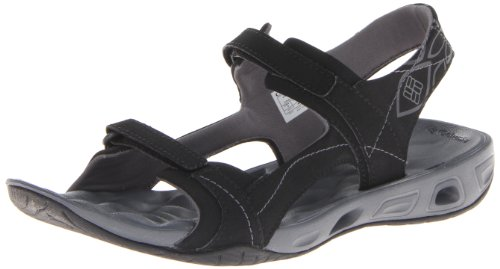 Columbia Women's Sunlight Vent Fashion Sandals Black Noir (010 Black Charcoal) 6 (39 EU)