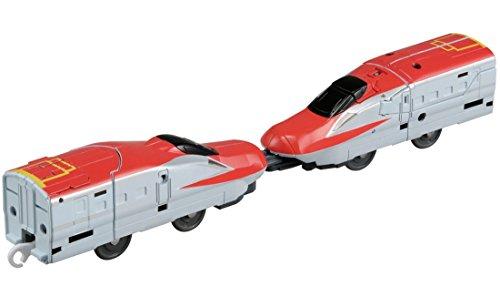 プラレール 新幹線変形ロボ シンカリオン E6こまち