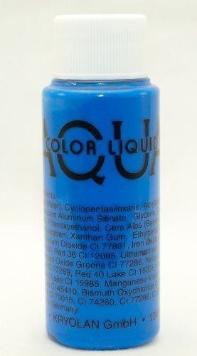 Liquid Makeup 1 Oz. Fluor-Blue