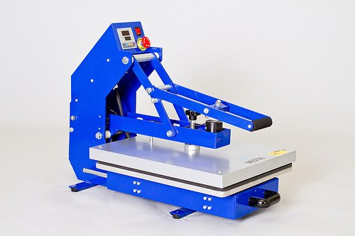 Heat Press Inc 16x20 Auto Open Heat Press Machine with slide out Press Bed for Heat transfers or sublimation