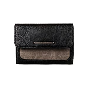 Roxy Easy Breezy Wallet,True Black,One Size