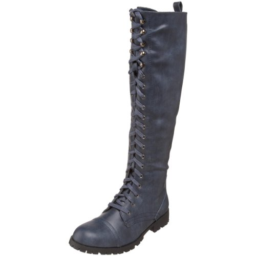 Wanted Shoes Women's Akira Knee-High Boot