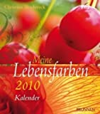 Meine LebensFarben 2010: Ein Aufstellkalender -
