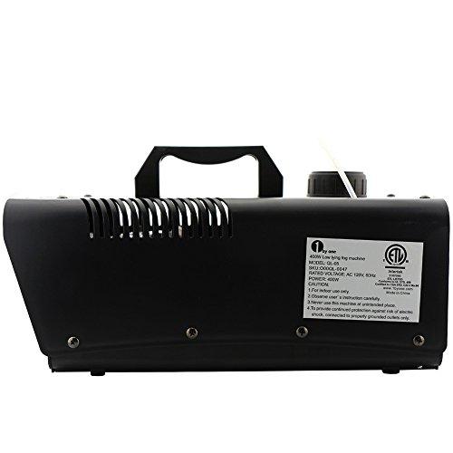 400w fog machine with controller