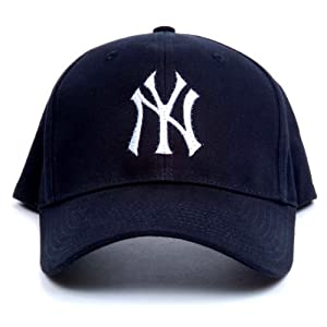 MLB New York Yankees LED Light-Up Logo Adjustable Hat
