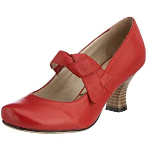Hush Puppies Women's Philippa Mary Jane Heel
