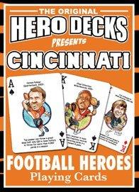 Hero Decks - Cincinnati Bengals - Playing Cards - 1