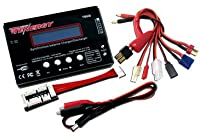 Tenergy TB6-B 50W Balancing Charger for NiMH/NiCD/Li-PO/Li-Fe/SLA Battery Packs by Tenergy