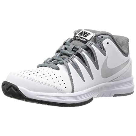 If you're looking to vanquish your next opponent, it all starts in practice! Get the durability and performance you need in a tennis shoe when you lace up in the Vaport Court from Nike!