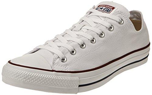 converse Ctas Core Ox 015810-70-3, Unisex-Erwachsene Sneaker , Weiß (blanc), EU 51.5