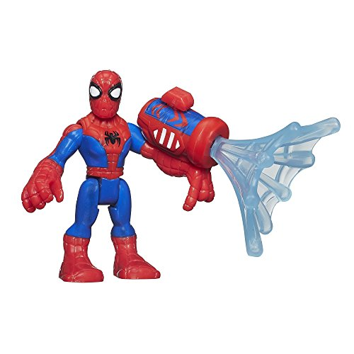Playskool Heroes Marvel Super Hero Adventures Web-Shooter Spider-Man