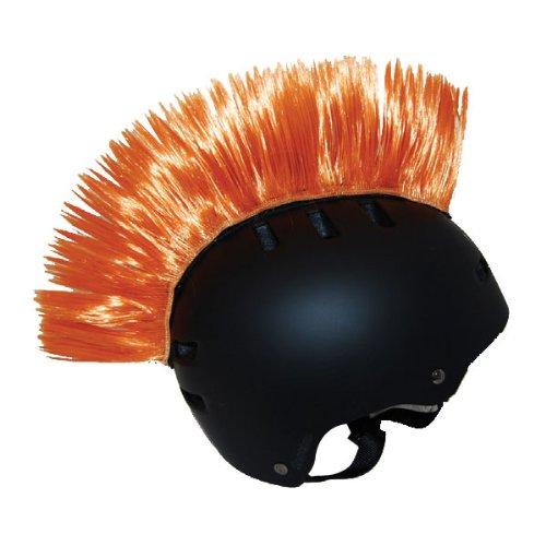 PC Racing Helmet Mohawk, Orange