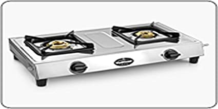 Sunflame Smart 2B 2 Burner Gas Cooktop