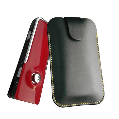 Etui für Odys MP3-Glam Musik Player Hülle Tasche Case Ledertasche für MP3-MP4-Audio-Media-Player