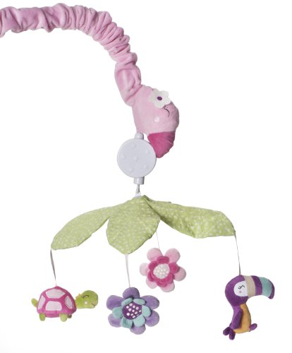 Carter's Musical Mobile, Tropical Garden (Discontinued by Manufacturer)