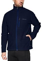 Columbia Men's Tall Fast Trek II Full Zip Fleece Jacket