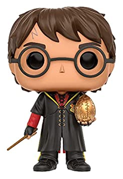 Funko - Figurine Harry Potter - Harry Potter Triwizard With Egg Exclu Pop 10cm - 0889698108652