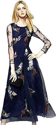 Shreeji Ethnic Women's Dress (S102063_Free Size_Blue)