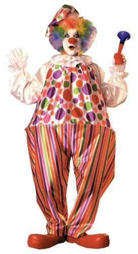Costumes For All Occasions Aa85 Harpo Hoop Clown Costume