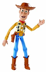 """Disney/Pixar Toy Story Woody Figure, 4"""""""