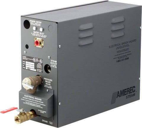 Discount Amerec 9011-720 N/A 3K 12KW Single Unit 208V 3 Phase Generator from the 3K Series 3K12