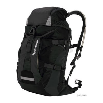 Hydrapak Jolla Hydration Pack: Black; 100oz