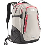 The North Face Router Daypack (Ether Grey/Fiery Red)