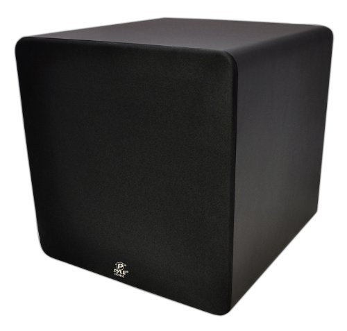 Pyle Home Pdsb12A 12-Inch 150 W Active Powered Subwoofer For Home Theater