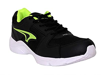 Adventurzz Addoxy Spider-2 Men Black Sport Shoes