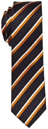 ESPRIT Collection Men's 014EO2Q005 Neck Tie, Dark Night Blue, One Size