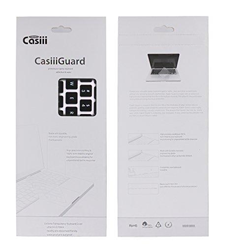 Casiii Ultrathin MacBook Pro Keyboard Cover for Macbook, Macbook Pro, Macbook Air, Macbook wireless keyboard and iMac, 13